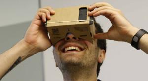 Ne putem aștepta la o cască de realitate virtuală de la Google