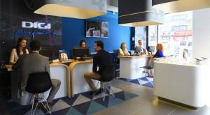 Utilizatorii Digi Mobil vor fi taxați pentru traficul de date în roaming național