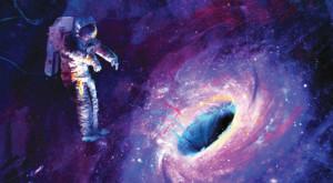 Ce s-ar întâmpla dacă ai intra într-o gaură neagră