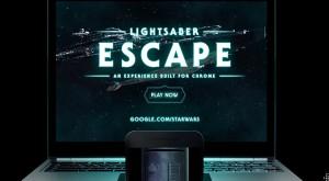 Folosește-ți telefonul ca Lightsaber în noul experiment Chrome