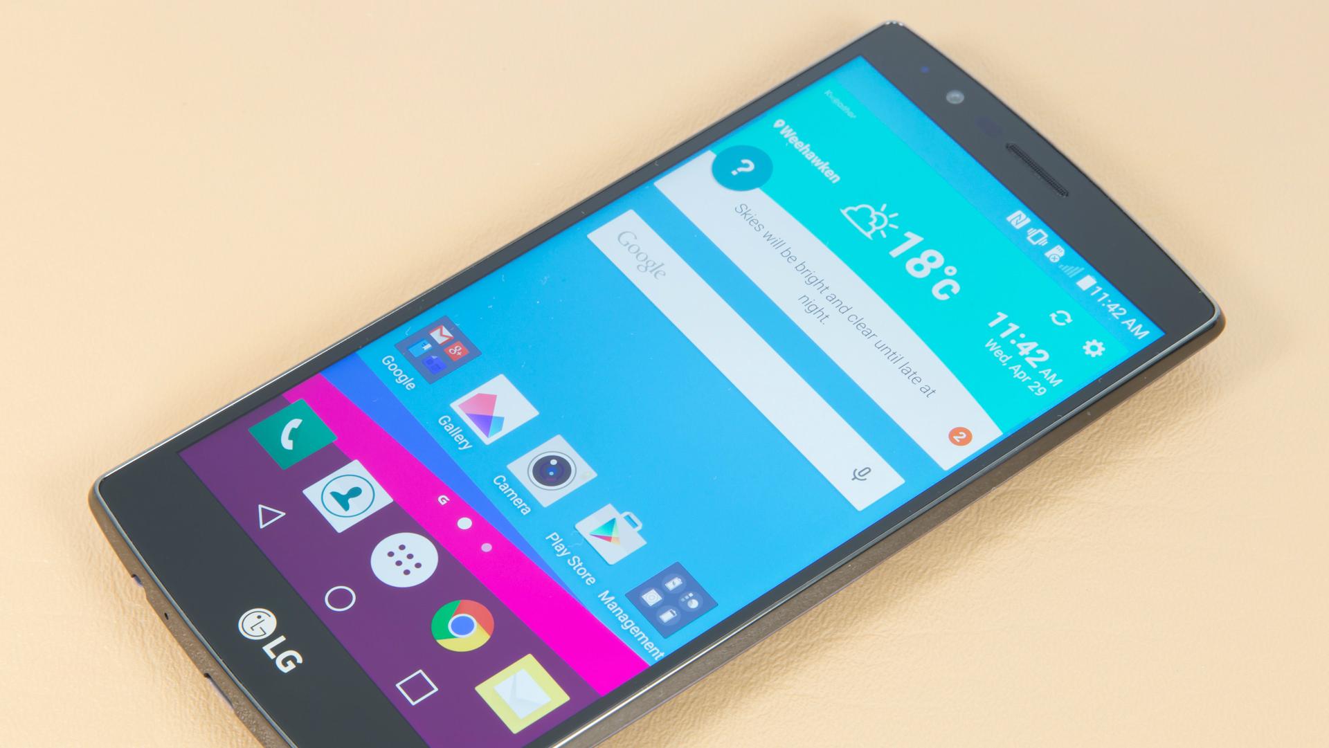 LG G5 - telefoane cu display QHD