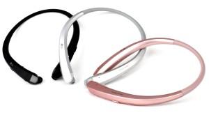 LG Tone+ sunt câștile inovative ce vor fi detaliate la CES 2016