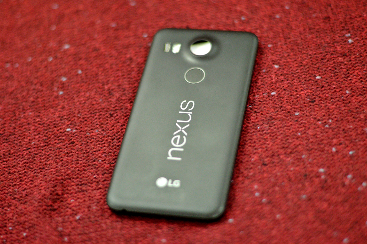 Review LG Nexus 5x 3