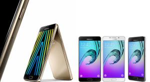 Seria de smartphone-uri Galaxy A primește trei membri noi