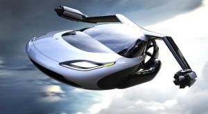 Mașina zburătoare Terrafugia intră oficial în teste