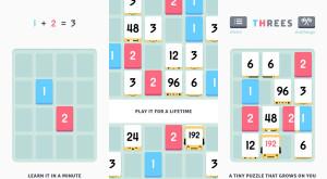 Gratuit online, Threes continuă să creeze dependență ca pe mobil