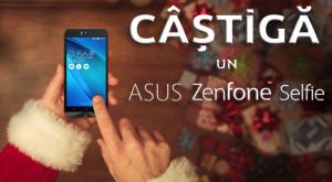 UPDATE: CONCURS ZenFone Selfie: Câștigătorul smartphone-ului