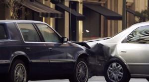 O mașină inteligentă a sunat singură la poliție după un accident