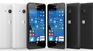 S-a lansat oficial cel mai ieftin telefon cu Windows 10 și 4G LTE