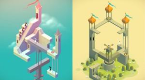 Monument Valley, cel mai popular joc de iOS, este gratuit