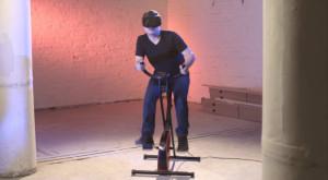 Fitness-ul acasă se schimbă radical cu VirZoom și Oculus Rift