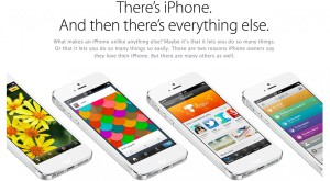 Apple afișează reclame la iPhone 6S pe iPhone-uri vechi