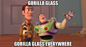 CES 2016: Corning vrea să ai Gorilla Glass în toată casa