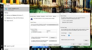 Cum repari probleme de sistem și activezi System Restore în Windows 10