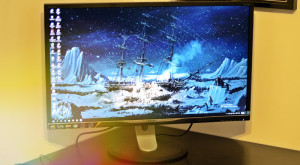 Philips Brilliance este un monitor 4K cât o ușă de hambar [REVIEW]