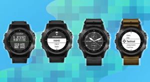 CES 2016: Garmin Tactix Bravo este un smartwatch care rezistă în condiții extreme