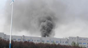 Dezastru la o fabrică în care se produc iPhone-uri