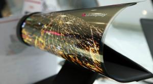 CES 2016: noul display LG se îndoaie precum un ziar