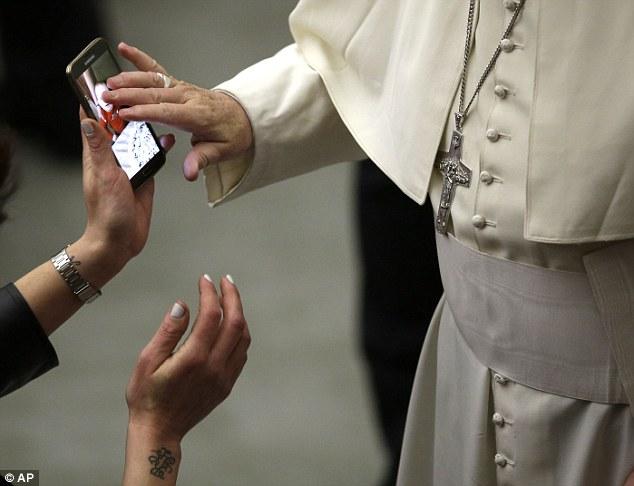 Papa Francisc-binecuvantare