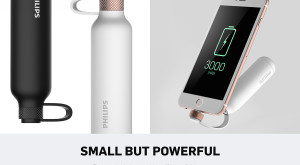 Philips Power Potion 3000 e o baterie precum o sticluță de parfum