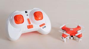 SKEYE Nano Drone este cea mai compactă dronă cu cameră