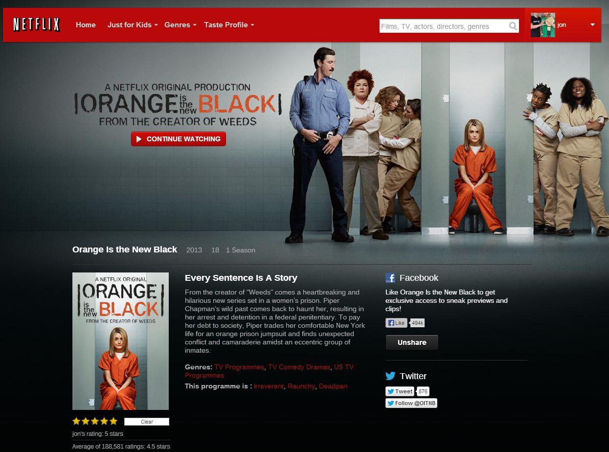 De ce nu ești un fraier că dai bani lunar pe Netflix