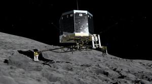 Sonda spațială Philae a murit definitiv