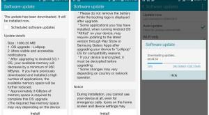 Un nou proces anti-Samsung din cauza actualizărilor la telefoane