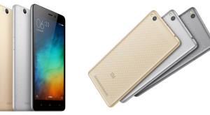 Xiaomi Redmi 3 are carcasă metalică și costă 100 de dolari