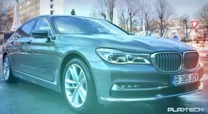 BMW 750Li – Cel mai scump gadget sau cea mai tehnologizată limuzină [REVIEW]