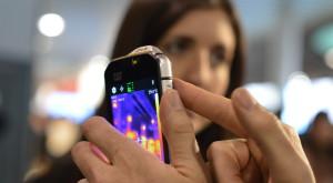 "CAT S60: Telefonul ultrarezistent care ""vede"" căldura, prezentat la MWC"