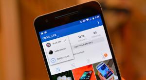 Actualizarea Instagram îți permite să folosești mai multe conturi în același timp