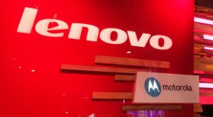 Lenovo a intrat din nou pe plus de când vinde telefoane Motorola