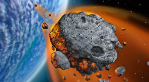 NASA recunoaște că e o șansă să ne lovească un asteroid