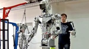 Rușii creează un robot umanoid pentru misiunile periculoase din spațiu