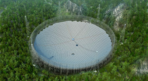 Chinezii evacuează 9.000 de oameni pentru a face loc celui mai mare telescop din lume