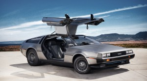 "DeLorean, mașina din ""Back to the Future"" revine pe piață"