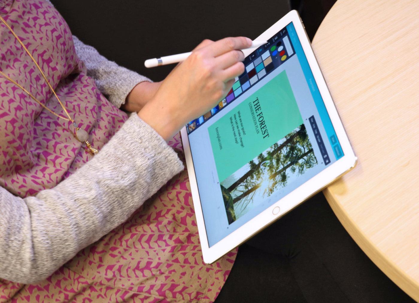 iPad Pro mic 9,7 inci