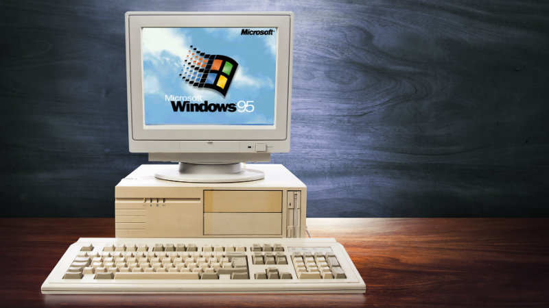 În acest fel poți rula Windows 95 pe un browser fără nici un plugin