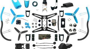 Parrot vă invită să creați accesorii pentru dronele sale