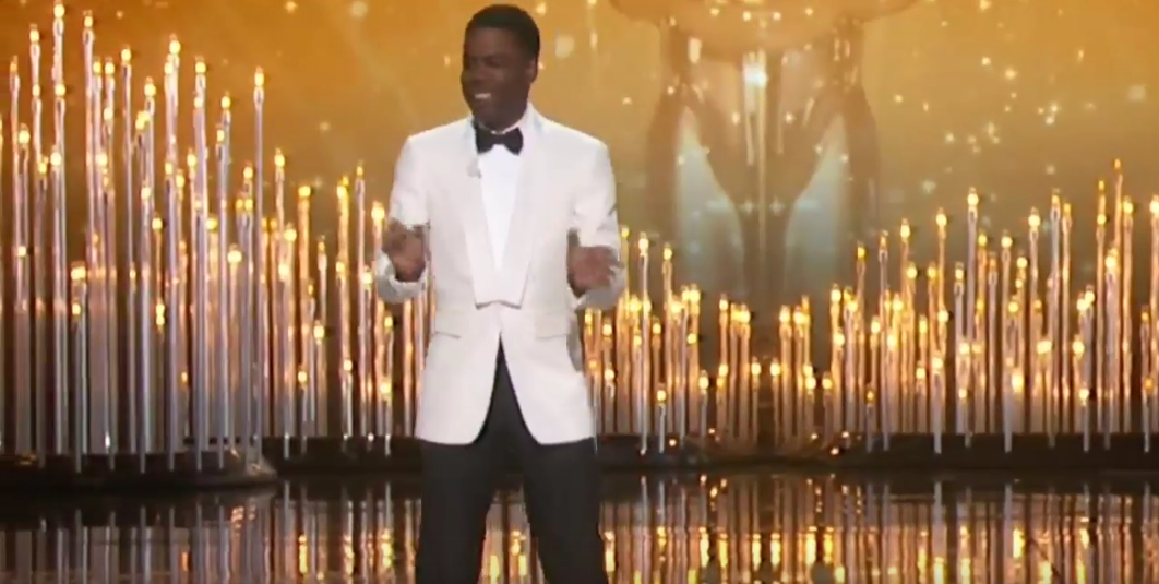 premiile oscar 2016 chris rock