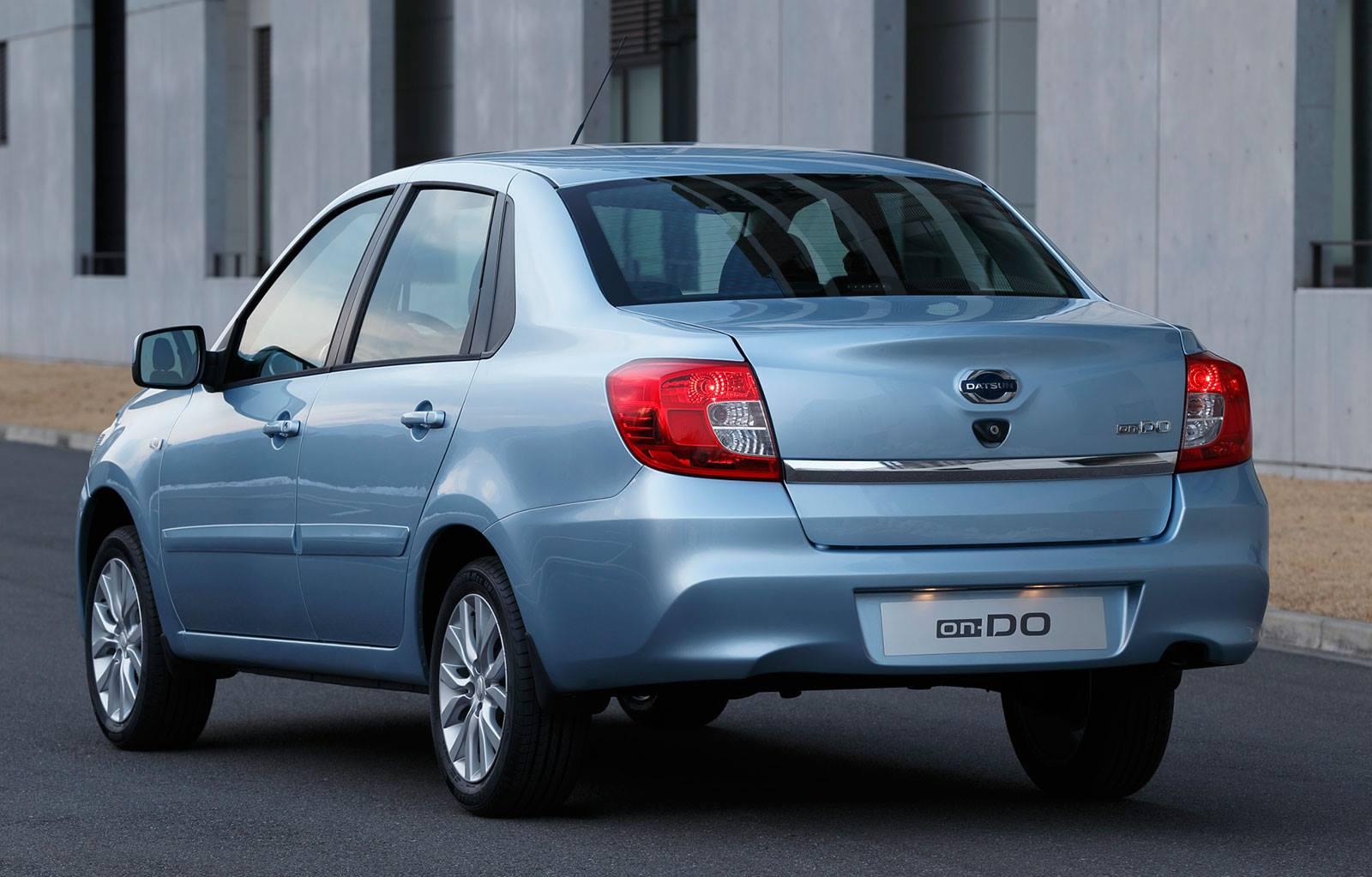 Dacia rival rusesc