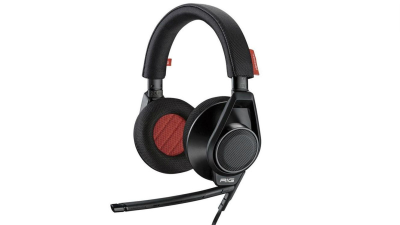 Plantronics RIG Flex eMAG Stock Busters