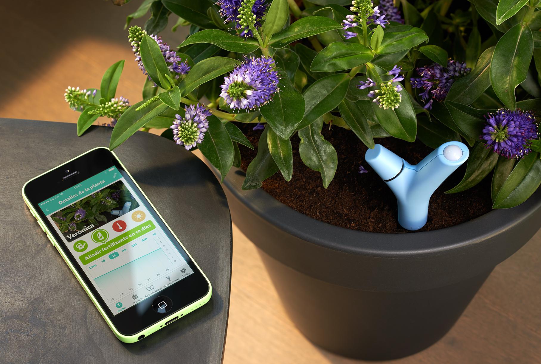 Senzor Parrot Flower Power