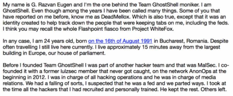 Team GhostShell
