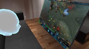 Folosește-ți întregul desktop în realitate virtuală cu Steam