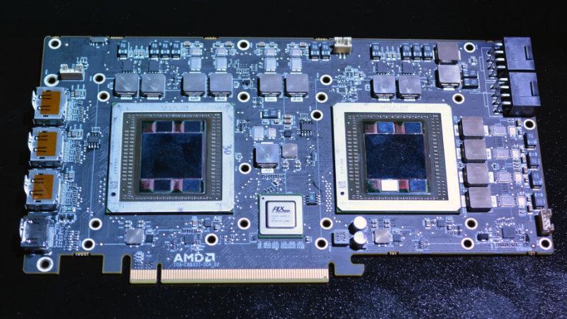 Placa grafică AMD Radeon Pro Duo dă forțe noi realității virtuale