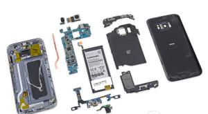 Galaxy S7 este foarte greu de reparat