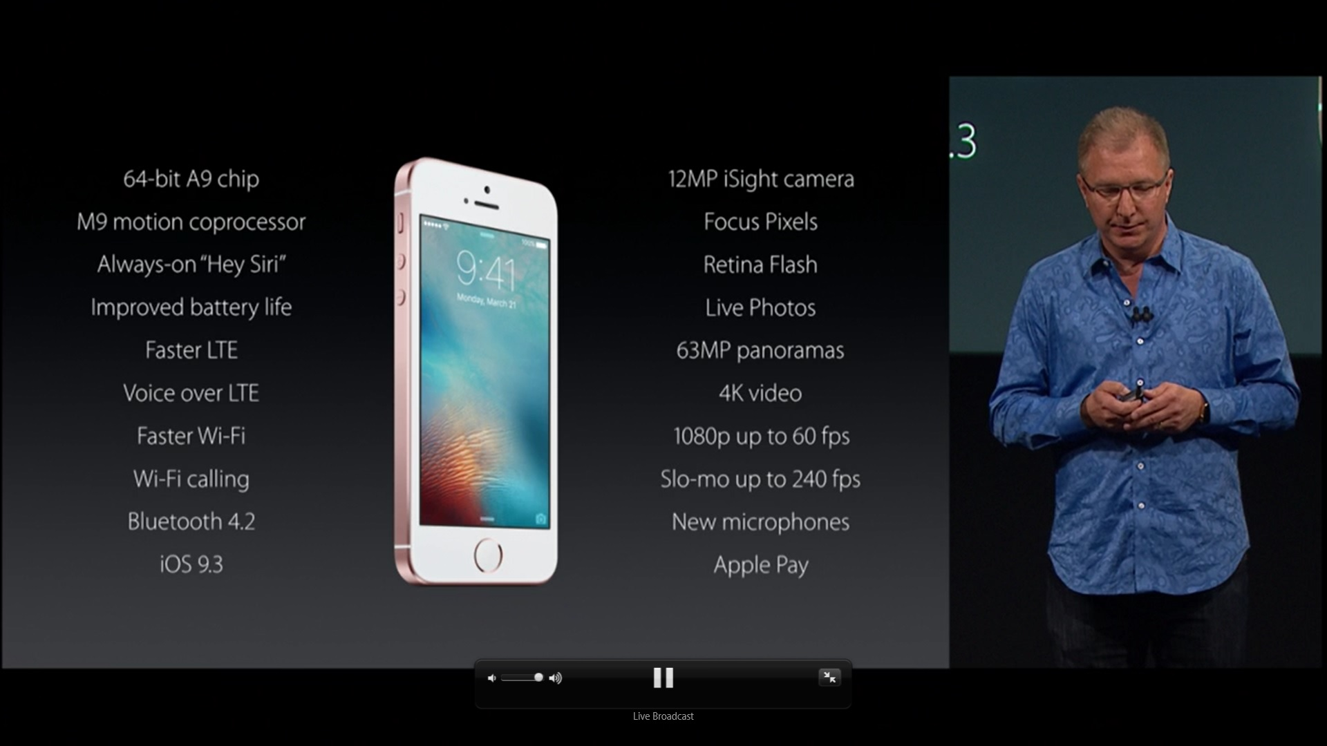 iPhone SE, lansat oficial: specificații, disponibilitate, preț