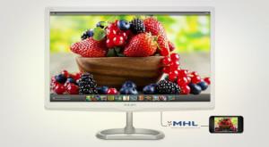 MMD lansează primul monitor cu ecran Quantum Dot Color